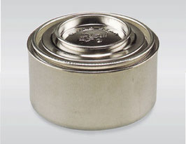 ケイネン無地缶(ダブル大缶)220-W※箱単位