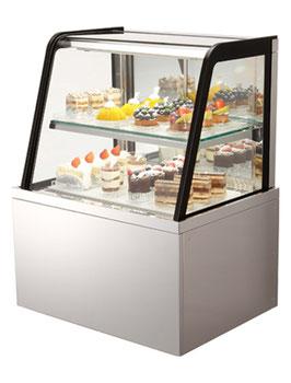 プレミアムコンパクト冷蔵ショーケース TRS-600G