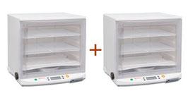 SET-5:発酵器PF102×2台
