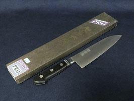 堺菊虎 PROツバ付牛刀(刃渡210mm)
