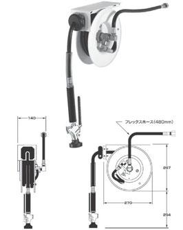 リールリンスユニット-小型タイプ