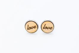 Ohrring love