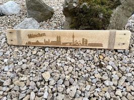 Skyline München Obstkiste