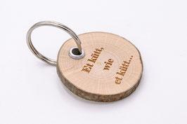 Schlüsselanhänger Et kütt...