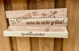 Gewürzregal Grillmeister