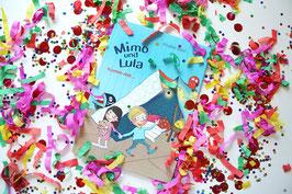Kinderbuch Mimo und Lula ,,Komm mit...''
