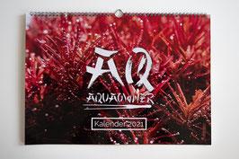 AquaOwner Fotokalender 2021