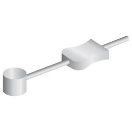 Câble support pour freins Cantilever