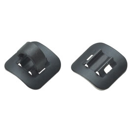 JAGWIRE Alloy Stick-On Cable Guide - Black
