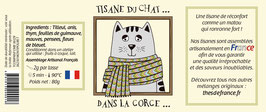 La Tisane du Chat...Dans la gorge
