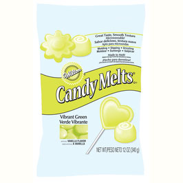 Candy Melts Verde Brillante 340 gr
