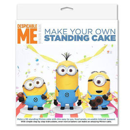 Kit Cakeframe Minion