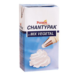 Nata Vegetal Chantypak Puratos