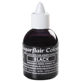 Colorante Liquido Negro 60 ml