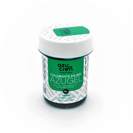 Colorante Gel Verde Azugel