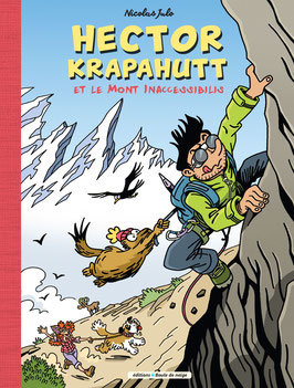 HECTOR KRAPAHUTT & le Mont Inaccessibilis (BD)