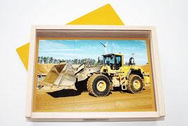 Puzzle Baufahrzeuge