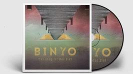 """Binyo Album """"Der Steg ist das Ziel"""""""