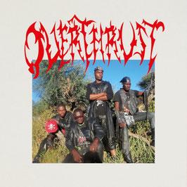 """Overthrust / Katutura split 7"""""""