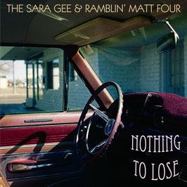 "CD - ""NOTHING TO LOSE"" 2016"