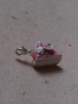 Charm Rosentorte rosa