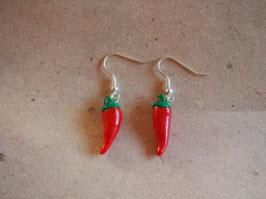 Ohrringe Chili