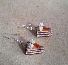 Sahne-Karamell Torte