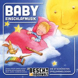 CD: Baby Einschlafmusik (Instrumental)