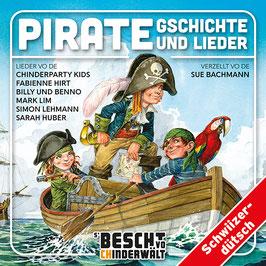 CD: Pirate Gschichte und Lieder