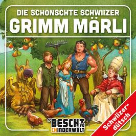 CD: Die schönschte Schwiizer Grimm Märli
