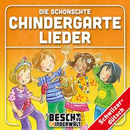 CD: Die schönschte Chindergarte Lieder