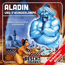 CD: Aladin und d'Wunderlampe