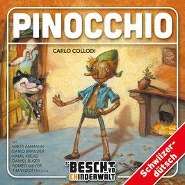 CD: Pinocchio (Hörspiel)