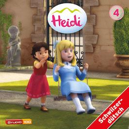 HEIDI Mundart TV-SERIE, Hörspiel mit 2 CDs - Vol. 4
