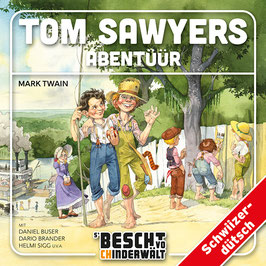 CD: Tom Sawyers Abentüür (Hörspiel)