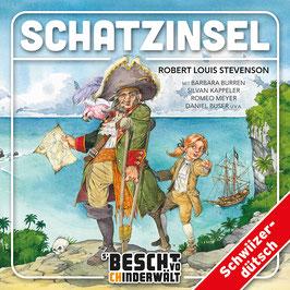 CD: Schatzinsel (Hörspiel)