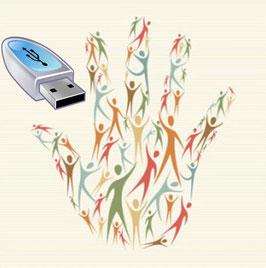 Clé USB : Les clés de la relation par PL De Jonghe