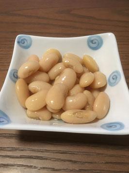 H30年産新物白花豆(エコファーマー商品)