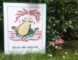 "Print ""Relax"""