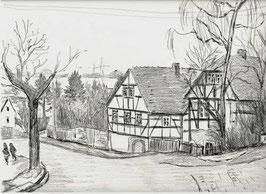 """Zeichnung """"Dresden Altmockritz"""""""
