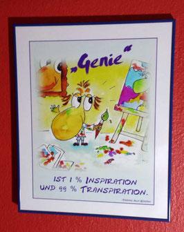 """Print """"Genie"""""""
