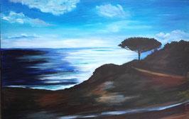 """Acrylbild """"Costa de la Luz"""""""