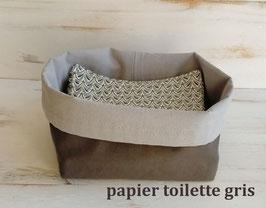 Papier toilette lavable / lingette toilette