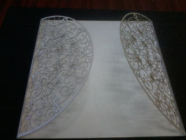Laser Cut Floral Lace Jacket Pack of 10