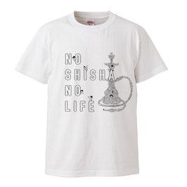 GOONies支援Tシャツ 【NO SHISHA NO LIFE】