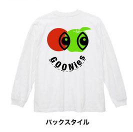 GT005 Design by YASU ビッグシルエット ロングスリーブ Tシャツ