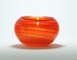 Teelicht, orange