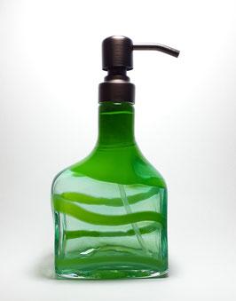 Seifenspender, opaldunkelgrün