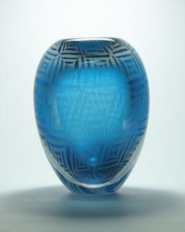 """Vase """"Rauten"""""""