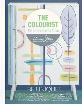 Annie Sloan THE COLOURIST Bookazine- Issue 4 #-   be unique!